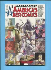 America's Best Comics Special 64 Page Giant #1 Feb 2001 ABC Alan Moore