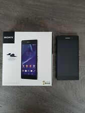 Sony  Xperia Z2 D6503 - 16GB - Schwarz  Smartphone (ohne Simlock)