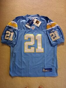 SALE New LaDainian Tomlinson San Diego Chargers Authentic Reebok On Field Jersey