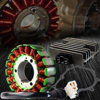 eMUSA OE Magneto Coil Stator+Voltage Rectifier+Gasket Assy. 04-09 FZ6 5VX-81410