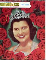 Tournament Of Roses Pasadena Rose Bowl Parade Review 1953 VGEX 081716jhe