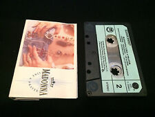 MADONNA LIKE A PRAYER PHILIPPINES CASSETTE TAPE