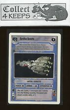 Star Wars CCG Premiere Unlimited WB: Corellian Corvette (SWCCG) Played