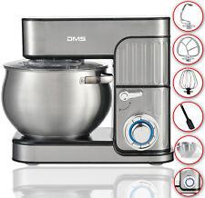 Küchenmaschine Rührmaschine Knetmaschine Teigkneter Edelstahl 8.5L 2350 W DMS®