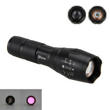 OSRAM 5W Infrared IR 850nm Night Vision Zoomable LED Flashlight Torch Lamp