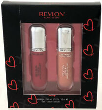 Revlon Love Is On Holiday Kisses Gift Set New & Sealed Ultra HD Matte Lipcolor