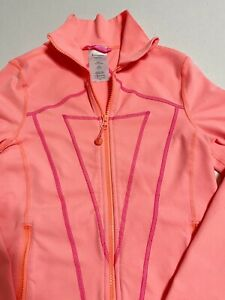 Ivivva Melon Jacket Girls Size 14 Lululemon