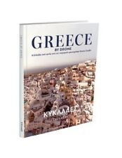 GREECE BY DRONE - Cyclades - Luxurious coffee table book with aerial photos