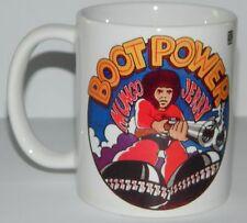 MUNGO JERRY (RAY DORSET) - 2 QUALITY 11oz 'BOOT POWER' MUGS RETRO 1972 DESIGNS