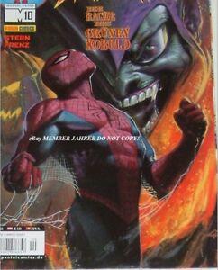Revenge Green Goblin #1 Dell'otto Spider-Man Halloween Wraparound Euro Variant