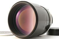 EXC+++++/ NIKON Ai-s 135mm F2.0 NIKKOR SLR film camera MF Lens from Japan #0393