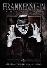 FRANKENSTEIN: THE LEGACY COLLECTION NEW DVD