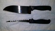 Original GINSU Knives Fillet knife Chopping Knife USA Stainless Set!