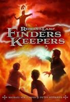 Rebels of the Lamp: Finders Keepers - BRAND NEW HARDCOVER - ISBN 978-142318040-1