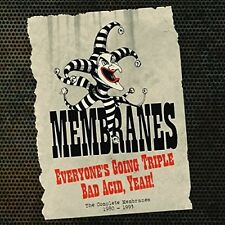 The Membranes - Everyone's Going Triple Bad Acid Yeah: Complete Recordings 1980-