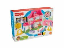 Fisher-Price Little People Happy Sounds Home Sing Along New Missing Lil' People