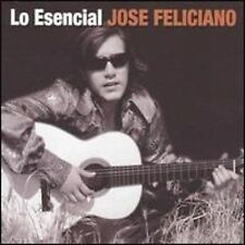 Lo Esencial by José Feliciano (CD, Mar-2005, Sony BMG) BRAND NEW SEALED!