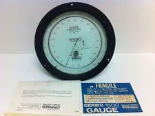 New Old Stock Pennwalt Ser1500 Pressure Gauge 0 830 Water 62a 2a 00300