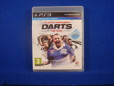ps3 PDC WORLD CHAMPIONSHIP DARTS Pro Tour Move Game PAL UK Version