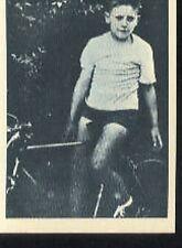 EDDY MERCKX enfant Cyclisme 74 Cycling Tour de France Panini Sprint chromo 175