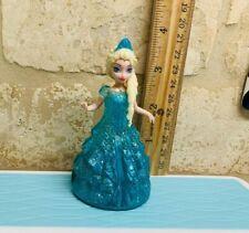 mattel Disney Princess frozen elsa  Glitter Glider DRESS polly pocket doll