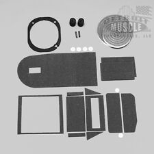 DMT B Body 1969 69 1970 70 Roadrunner Non AC BASIC Heater Box Resto Kit Seals