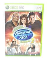 Karaoke Revolution Presents: American Idol Encore 2 Microsoft Xbox 360 X360 Game
