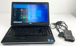 Dell Latitude E6540 Core I5-4310M @ 2.7GHz 8GB RAM 250GB SSD Win 10