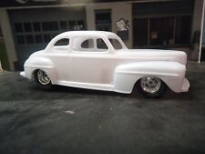 Revell 1/25 scale 48 Ford Coupe Pro Street Floor Pan Please Read
