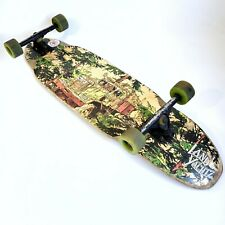 "New listing Landyachtz Pacific Longboard Skateboard Complete 34"""