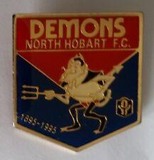 TASMANIA • North Hobart Football Club Badge • 1895 to 1995