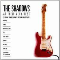 The Shadows - At Their Very Best (NEW CD)