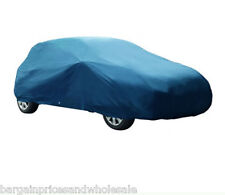 UNIVERSAL WATER RESISTANT CAR COVER WINTER UV PROTECTION DIRT SNOW ICE RAIN