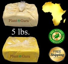 Raw African Shea Butter 100% Pure Organic Unrefined Natural Bulk Wholesale 5 lbs