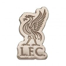 New listing Liverpool F.C - Metal Badge (Silver Crest)