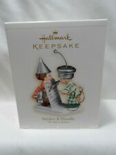 2006 Hallmark Keepsake Ornament Snicker & Doodle The Merry Bakers