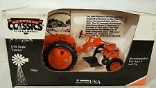 Allis Chalmers G w/plow 1/16 diecast farm tractor replica by Scale Models