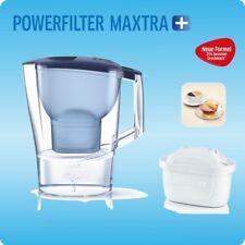 Años de paquete Brita Aluna Cool azul tetera con 12 Maxtra + Plus Power filtro