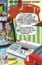 The Sensational She-Hulk #36 February 1992 Marvel Comic Book (FN/VF)