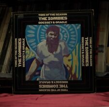 """Used 12"""" LP VG+ The Zombies Odessey & Oracle 1969 Date Alt. Cover TES 4013"""
