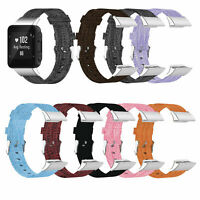 Replacement Nylon Fabric Strap Watch Band Wristband for Garmin Forerunner 35