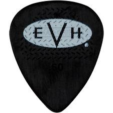 Eddie Van Halen 0221351402 Evh Signature Picks Black/White 6 Pk .60