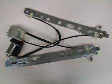 RENAULT MEGANE II 2002- FRONT DRIVER SIDE OFFSIDE 6 PIN WINDOW REGULATOR