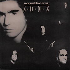 """SOUTHERN SONS Hold Me In Your Arms PICTURE SLEEVE 7"""" 45 record + juke box strip"""