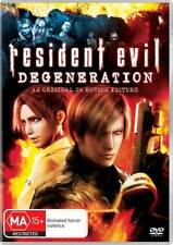 Resident Evil: Degeneration (Animated) * NEW DVD * (Region 4 Australia)