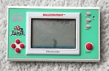 BALLOON FIGHT Game & Watch (NINTENDO). Very GOOD Condition, ONE OF THE RAREST!