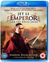 The Imperatore And The Bianco Serpente Blu-Ray Nuovo (MTDBD5713)