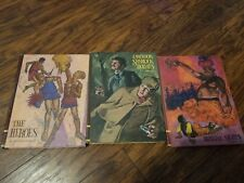 VINTAGE 1968 EDUCATOR CLASSIC LIBRARY set of 3 Hardcover Books