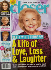 Closer Magazine January 2017 - Betty White Turns 95 - No Label - NM