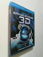 IMAX SPACE STATION 3D BLURAY - LINGUA INGLESE RARO
